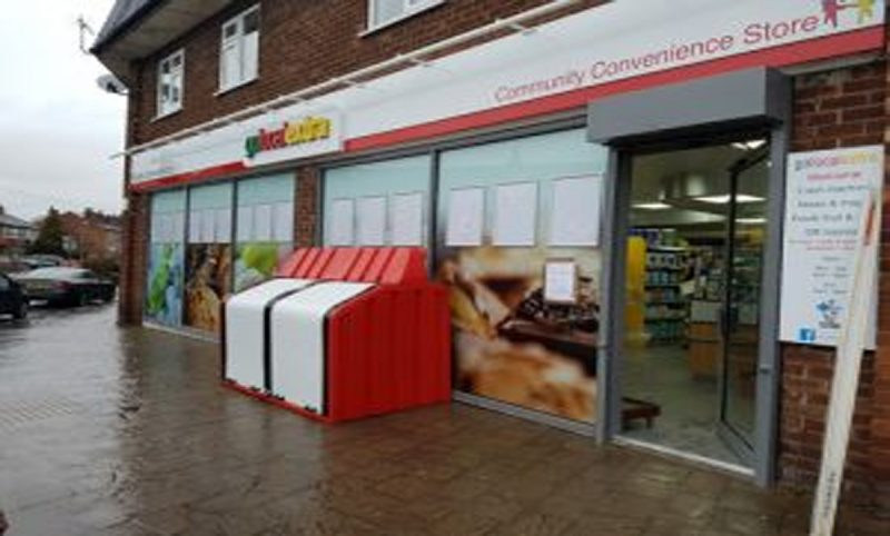 Shop front Company Crewe