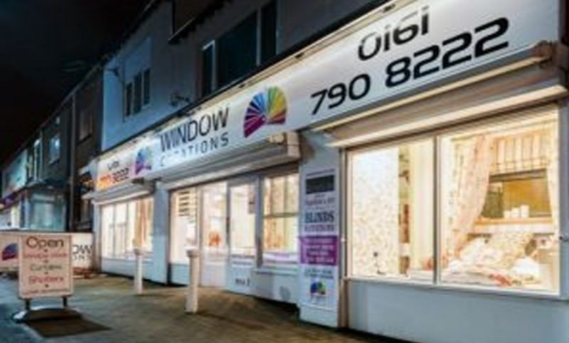 SHOP FRONT GLAZING FITTERS MANCHESTER