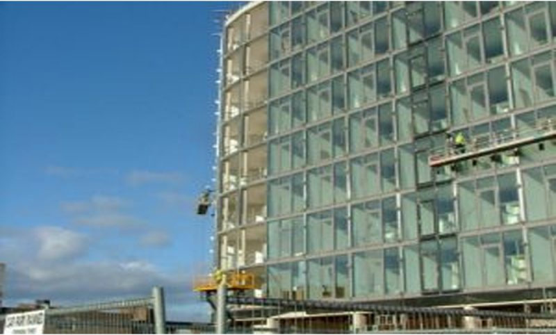 CURTAIN WALLING MANCHESTER