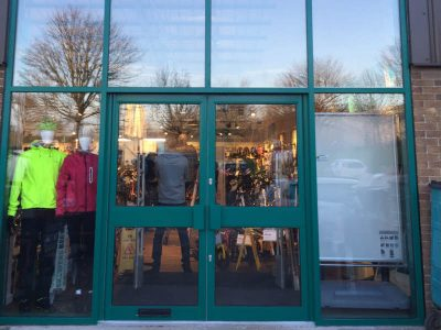 Best Shop Front Installers in Manchester