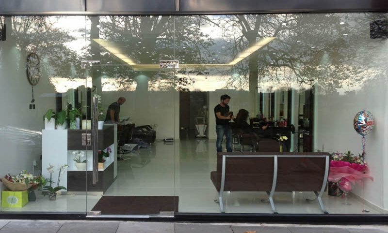 GLASS SHOP FRONTS IN MANCHESTER