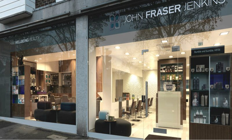 SHOP FRONTS INSTALLERS MANCHESTER