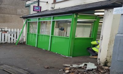 Shop Fronts in Bolton
