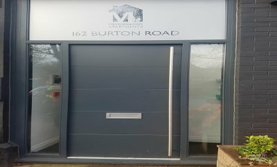 Shop Front Installers in Chigwell