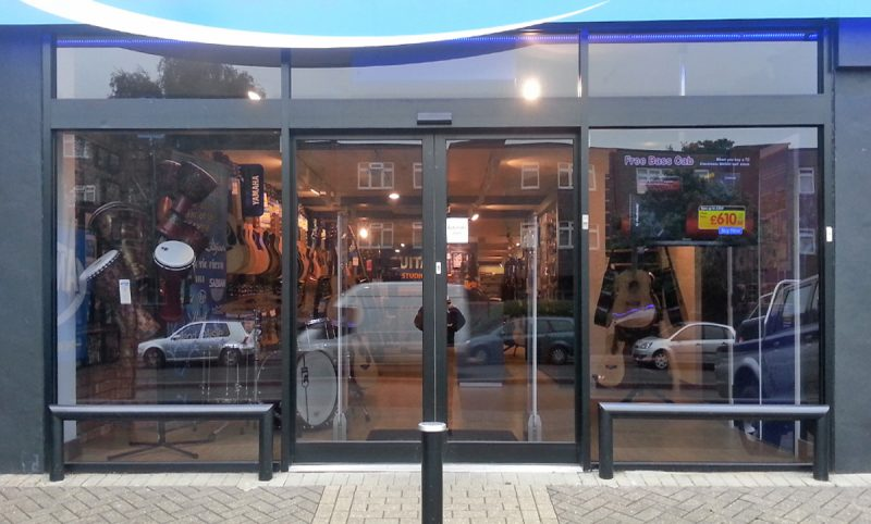 Automatic Door Shop Fronts in Bolton, Automatic Door Shop Fronts Installer in Bolton, Automatic Door Shop Fronts Installation in Bolton, Automatic Door Shop Fronts Fabricators in Bolton, Lancashire Shop Fronts