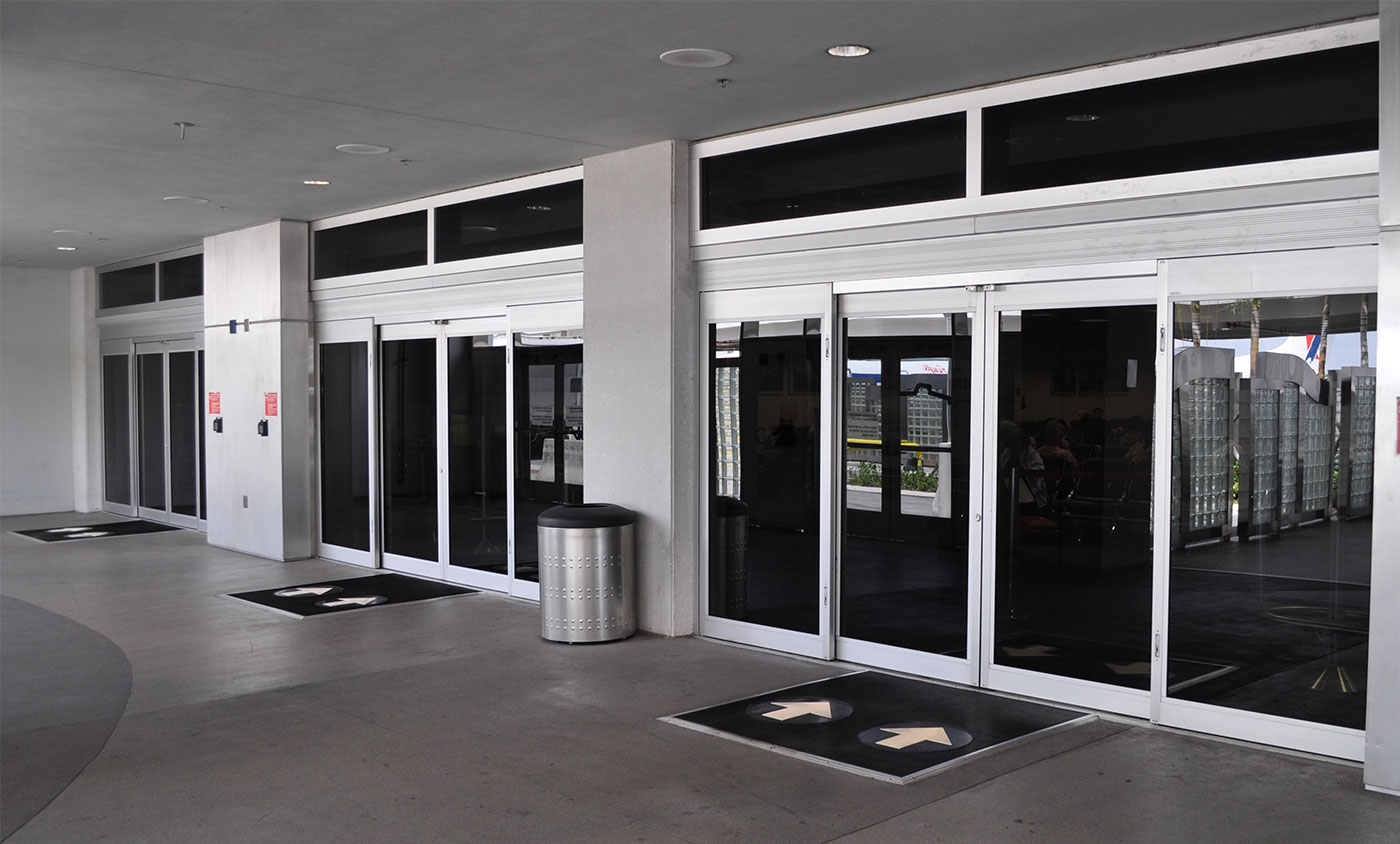 Automatic Door Company in Blackpool