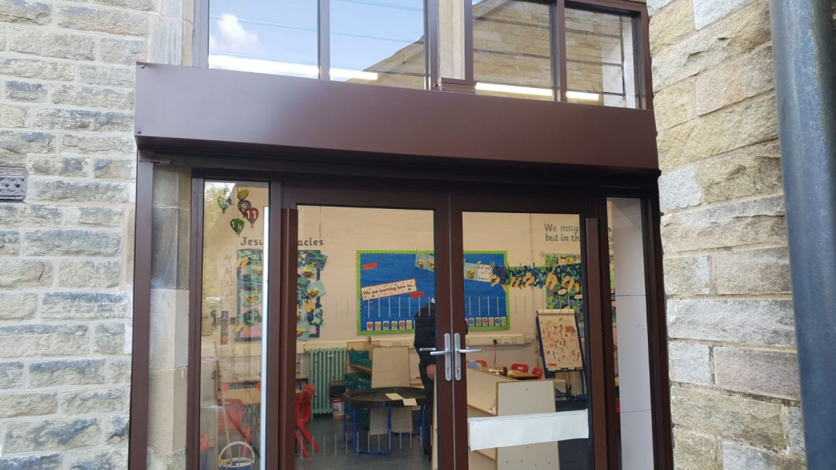 Aluminium Shop Fronts