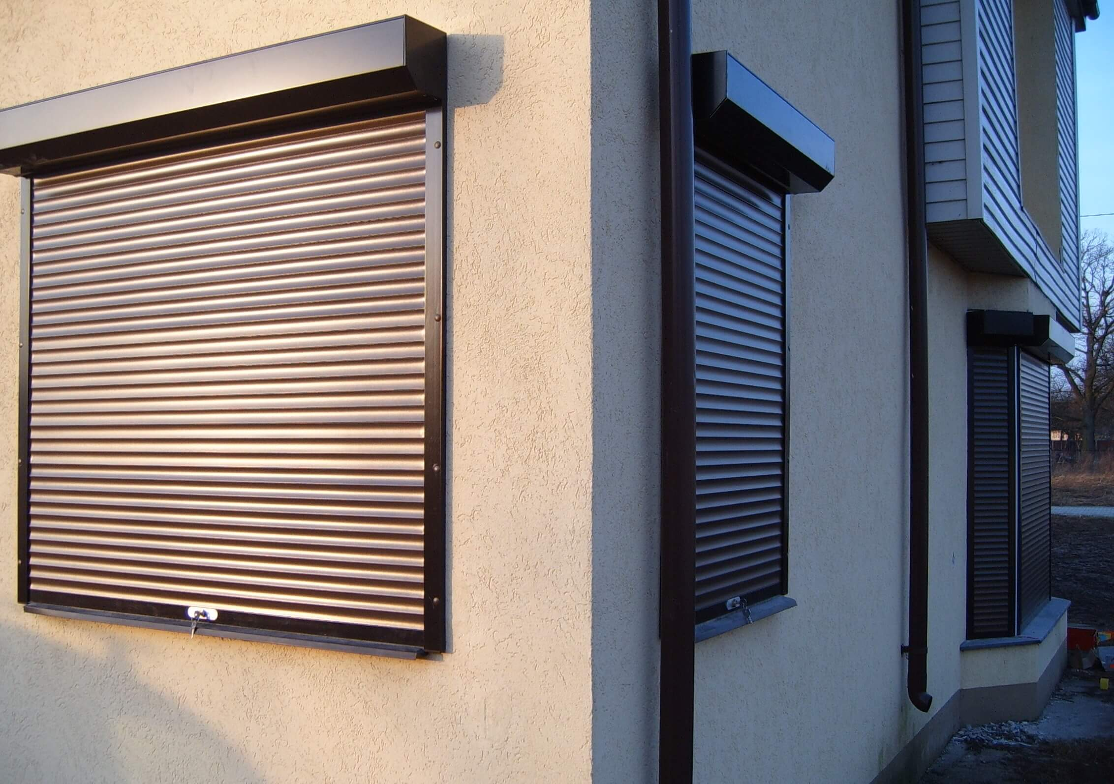 Roller Shutters in Yorkshire and Leeds