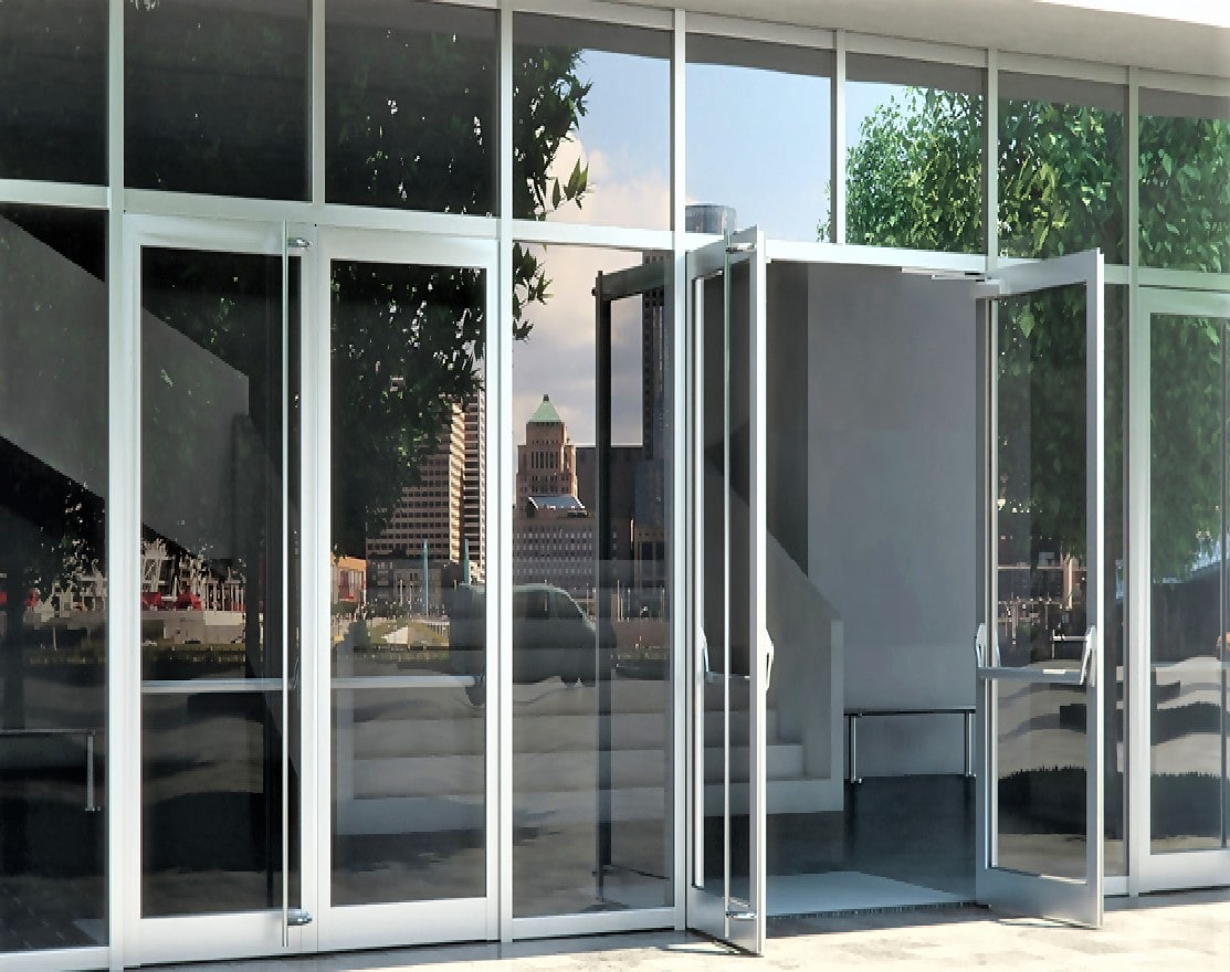 Qualified Aluminium Shop Front Fitters